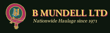 B Mundell LTD Haulage Delivery Services on Islay